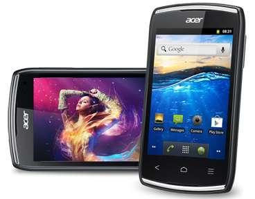 Компания Acer начала поставки смартфона Acer Liquid Z110 Duo в