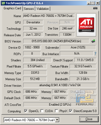 AMD 7660G 7670M WINDOWS 7 X64 DRIVER DOWNLOAD