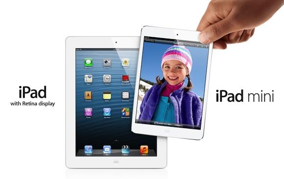 iPad � iPad mini