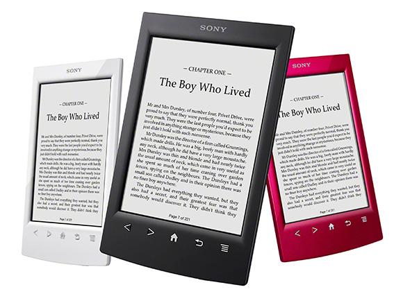 Sony PRS-T2, ����������� �������