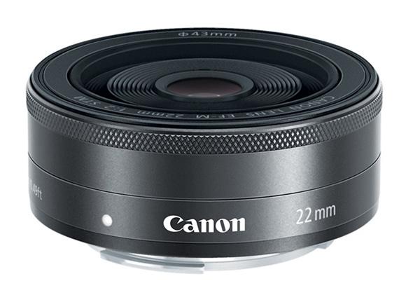�������� Canon EF-M 22 �� F2.0 STM