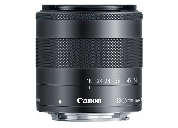 �������� Canon EF-M 18-55 �� F3.5-5.6 IS STM