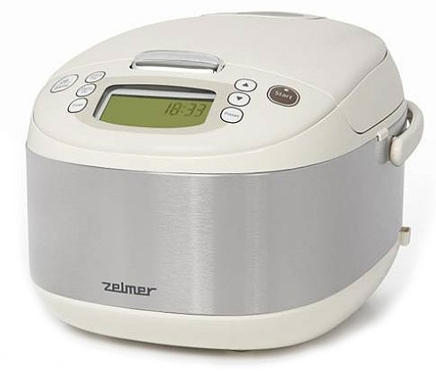 Zelmer EK1300: маленька, та молодецький