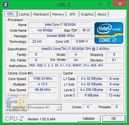 ���������� � ���������� HP ENVY dv7-7266er