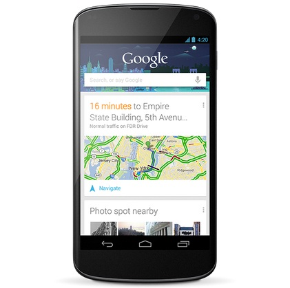 Google/LG Nexus 4