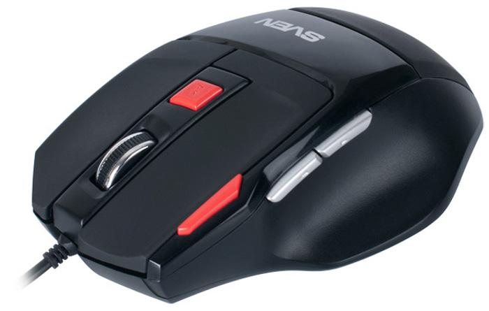 Новая игровая компьютерная мышь SVEN GX-970