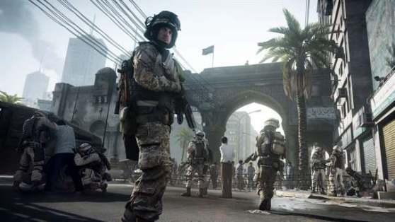 Battlefield 3 на новом чипе