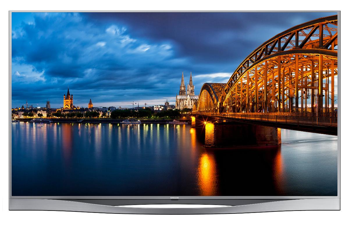 Плазменные и LED-телевизоры Samsung Smart TV серии F8 в России