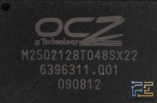 Память OCZ Vector. M2502128T048SX22