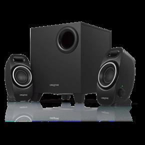 Новые акустические системы Creative A550 и A250