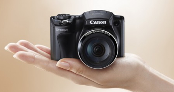 Доступный и компактный гиперзум. Обзор Canon PowerShot SX500 IS