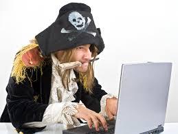 Пират в интернете