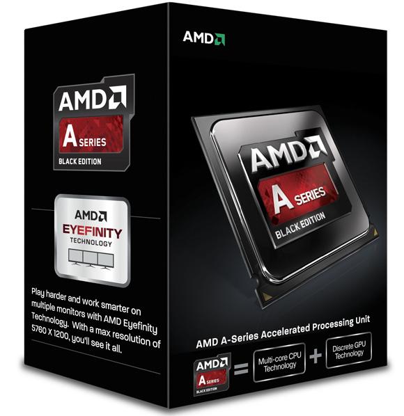 AMD A-10 6800K � ������� APU