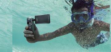 Водонепроницаемая камера Sony Handycam HDR-GW66E вышла в России
