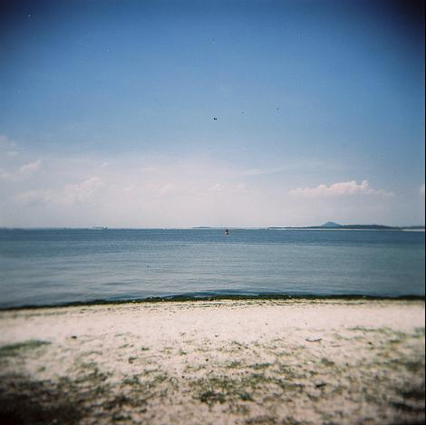 Holga GCFN, Kodak Portra 160VC, автор: sunchildrunswild (Flickr)