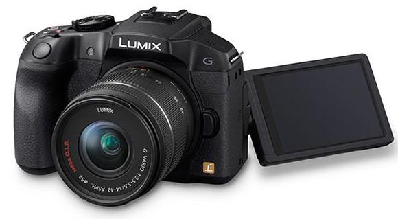 Panasonic Lumix G6, ����������� �������