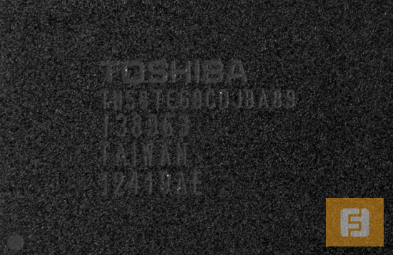 ���������� ������ SSD Toshiba THNS512GCST