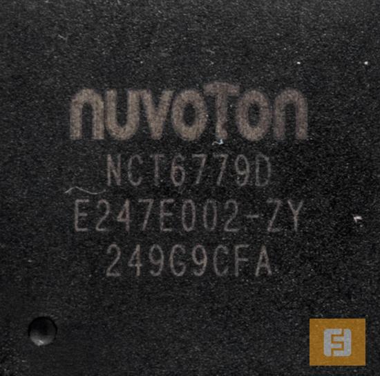 ���������� Nuvoton NCT6779D