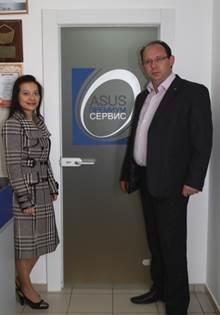 ASUS Премиум Сервис