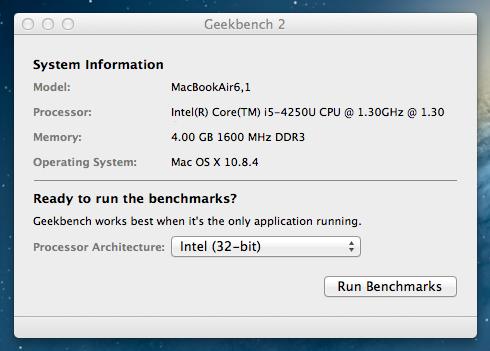 Характеристики младшего Apple MacBook Air 11,6