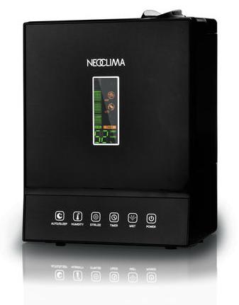 Ультразвуковой увлажнитель NeoKlima NHL-700E, конкурент продукции Boneco: работает не хуже, а стоит дешевле
