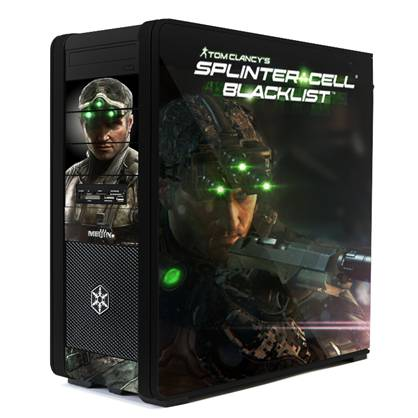 Meijin Splinter Cell: Blacklist Ready