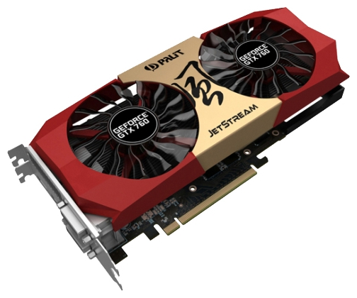 Palit GeForce GTX 760