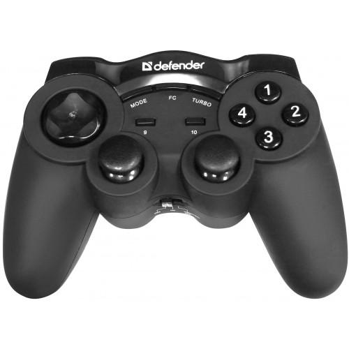 Геймпад Defender Scorpion L3 USB-PS2-PS3 64266