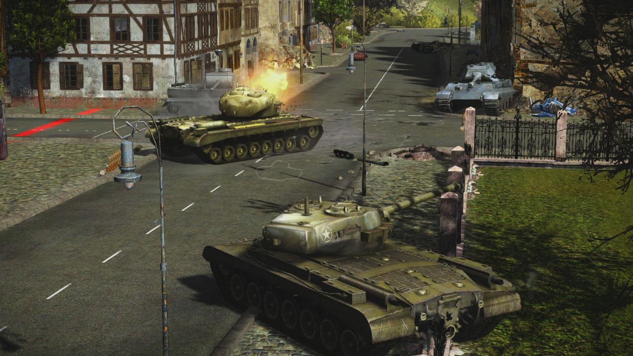 Скачать игры на пк игры с танками