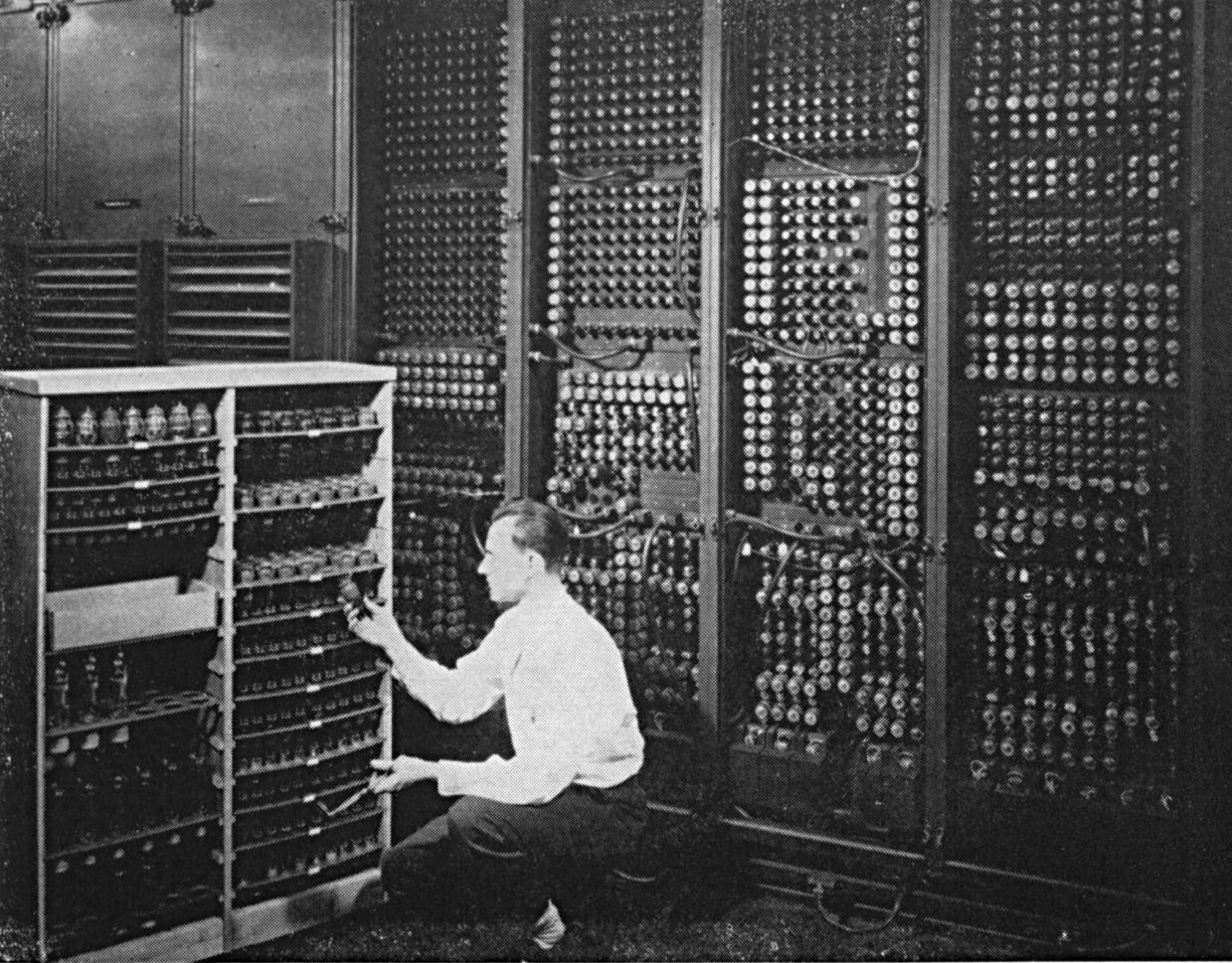 a history of the modern computers and computer science Science in history: from the abacus to the modern computer  the abacus may seem obsolete in the world of modern computers, but in  from the abacus to the modern.