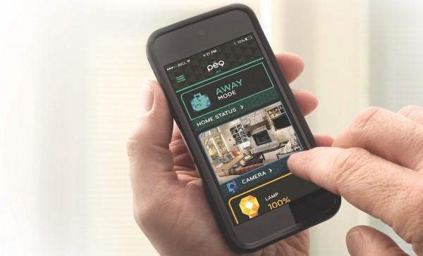 Peq — система автоматизации дома, требующая ежемесячную плату