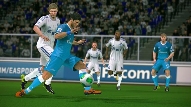 EA SPORTS FIFA World ������� � ���� ���� �� ����� ������� ������