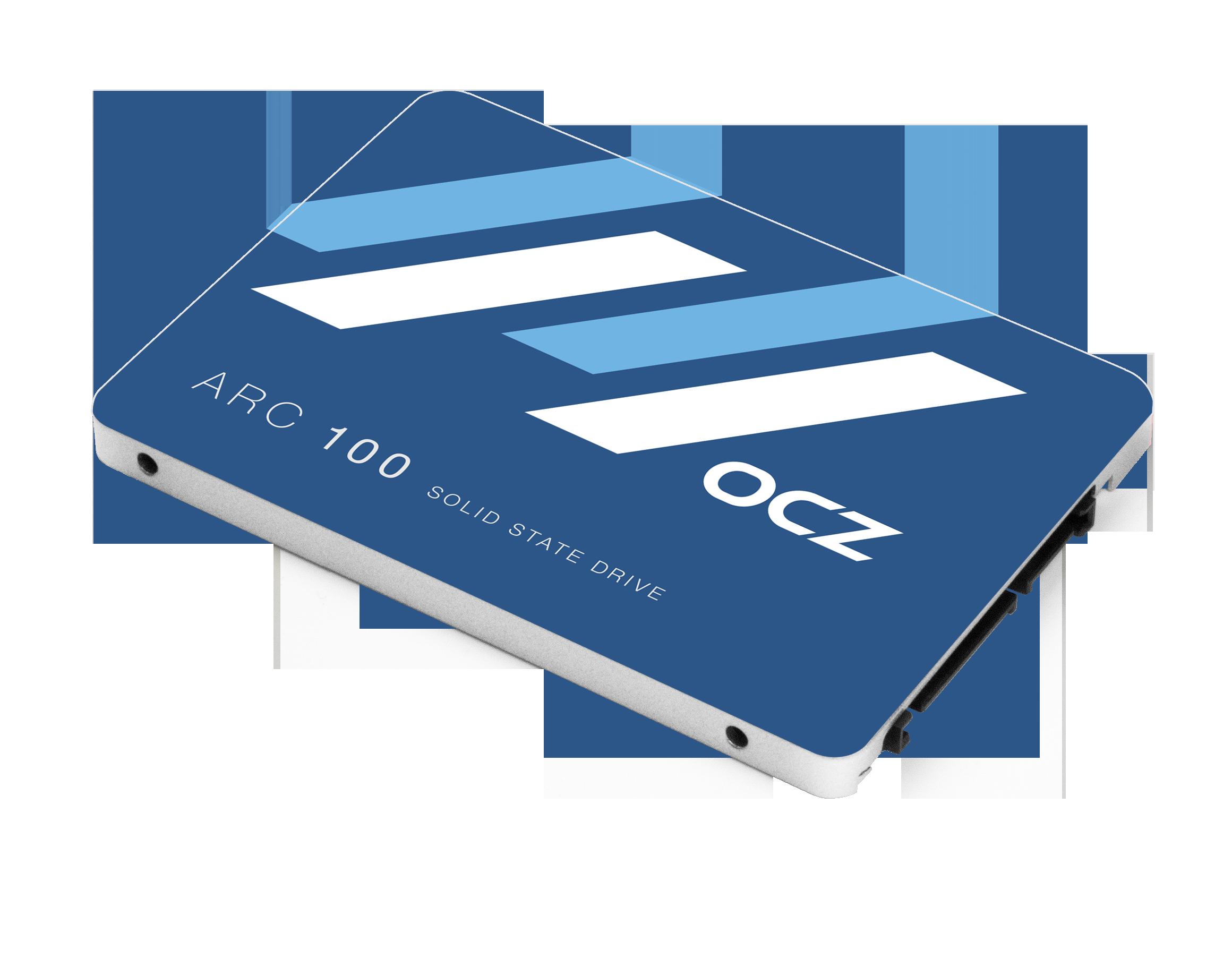 ОCZ выпускает доступную серию твердотельных накопителей АRC 100