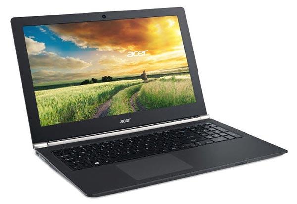 Acer представила производительные ноутбуки Aspire V Nitro
