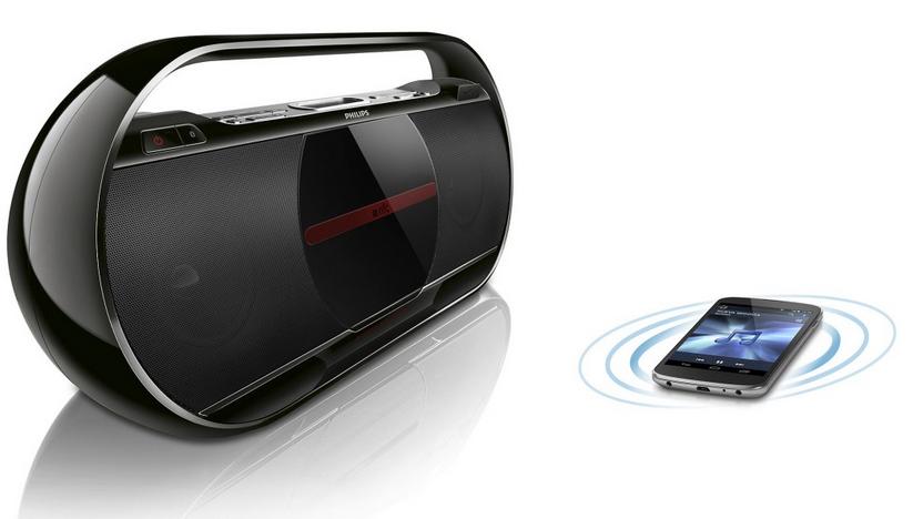 Philips ����������� ��������� AZ1890T � ���������� NFC