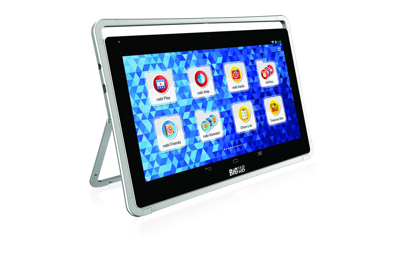 Fuhu выпустит гигантские 20- и 24-дюймовые планшеты для детей
