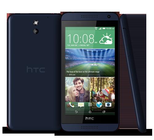 Доступный смартфон HTC Desire 610 с поддержкой LTE вышел в России
