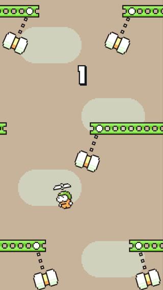 Создатель Flappy Bird выпустил новый мобильный хит