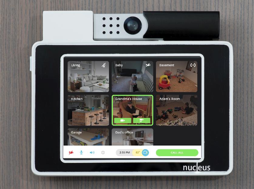 Nucleus: продвинутый интерком с доступом в интернет