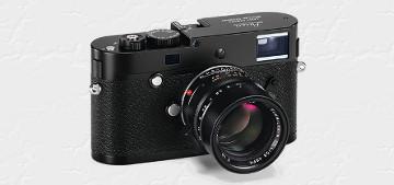 Leica представила новую дальномерку M-P