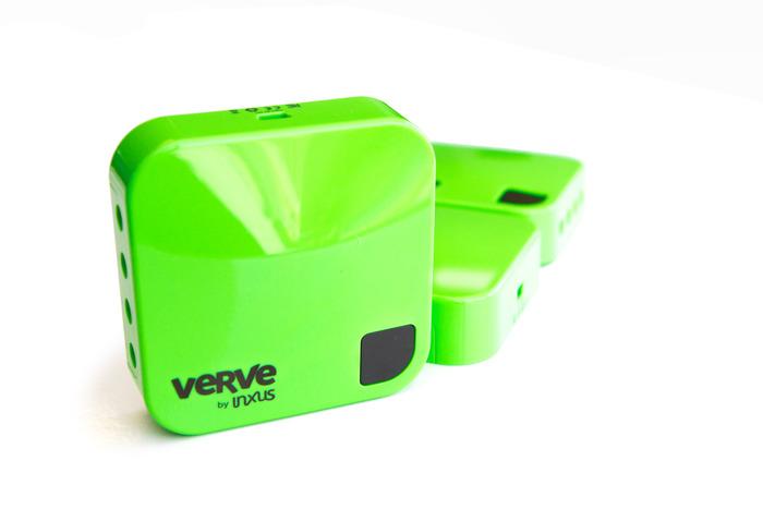 VERVE2: в окружении сенсоров