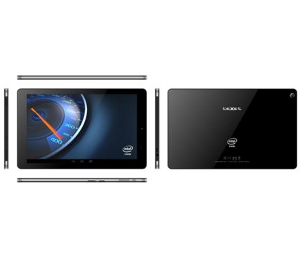 Планшеты teXet X-force 8 3G и X-force 10 3G на базе Intel выходят в продажу