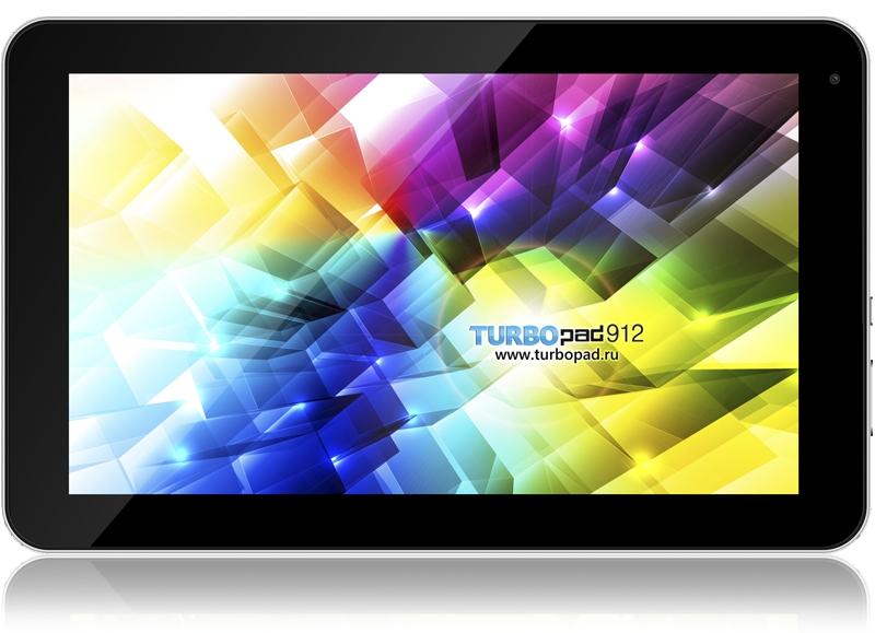 Недорогой 3G-планшет TurboPad 912 поддерживает 2 SIM-карты
