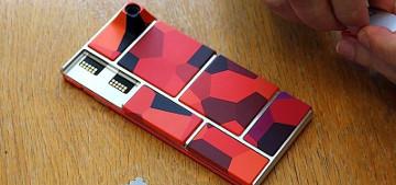 Модульный смартфон Project Ara переходит на Rockchip