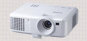 Canon представила линейку портативных проекторов