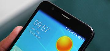 Alcatel выпускает 5,5-дюймовый смартфон Flash