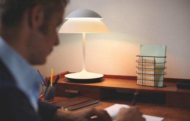 Philips анонсировала светильники Hue Beyond