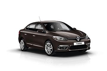 Renault Fluence Limited Edition получил датчики парковки и мультимедийную систему с 7-дюймовым тачскрином