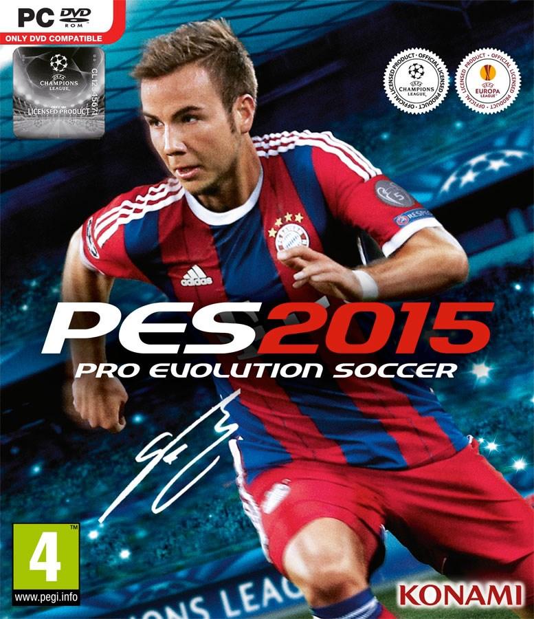 Pro Evolution Soccer 2015 выйдет в России в ноябре