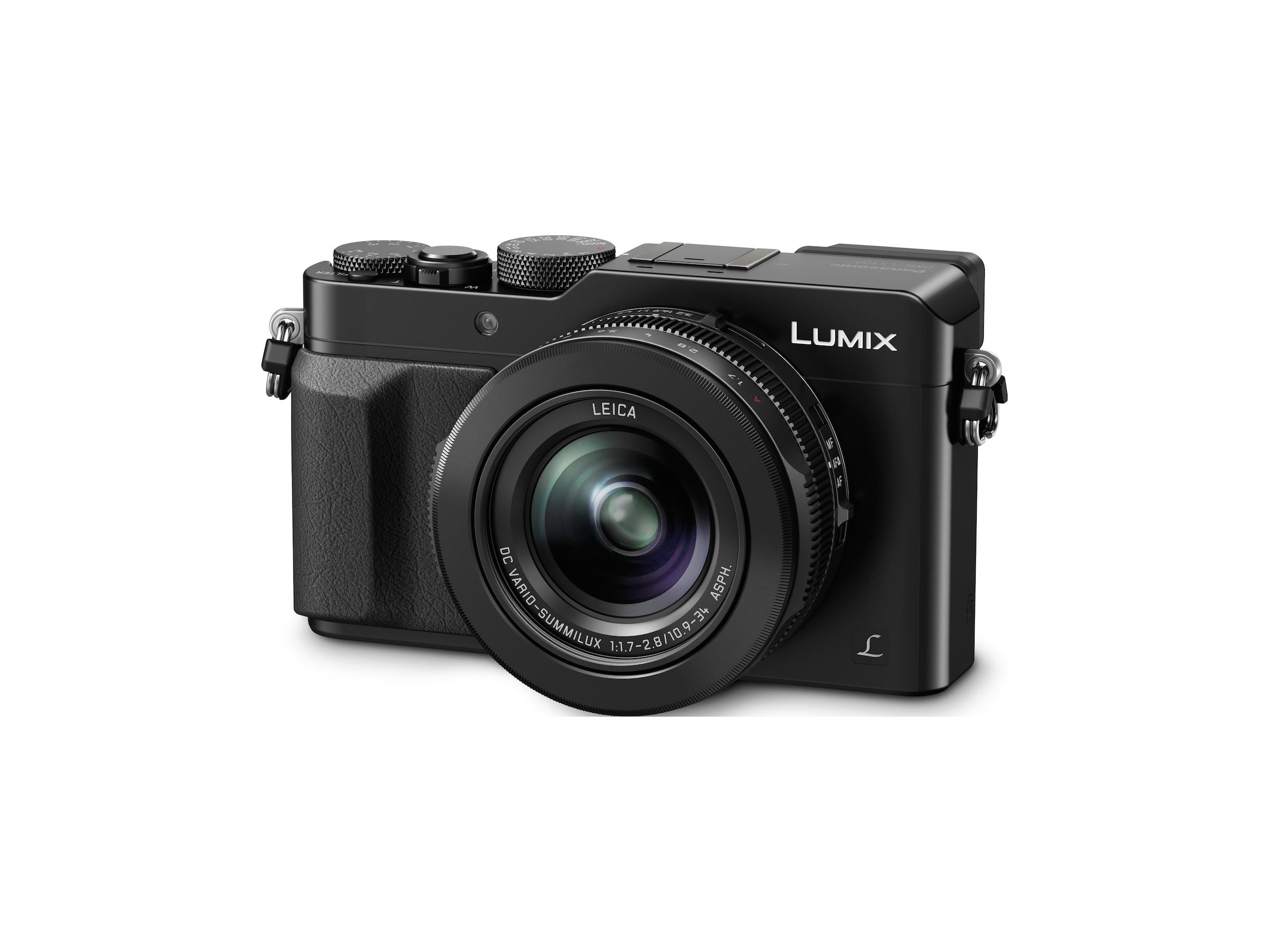 Photokina 2014: Компактная камера Panasonic Lumix DMC-LX100 умеет записывать видео Ultra HD 4K
